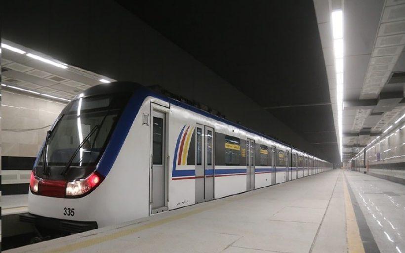 ایستگاه مترو حقانی