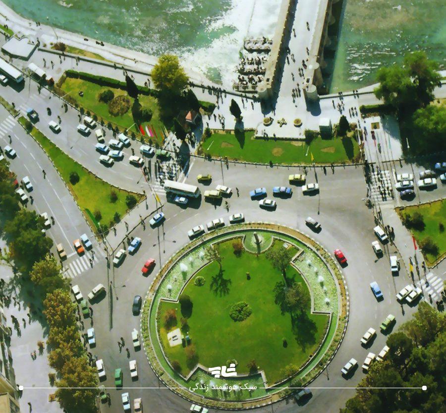 طرح ترافیک در اصفهان