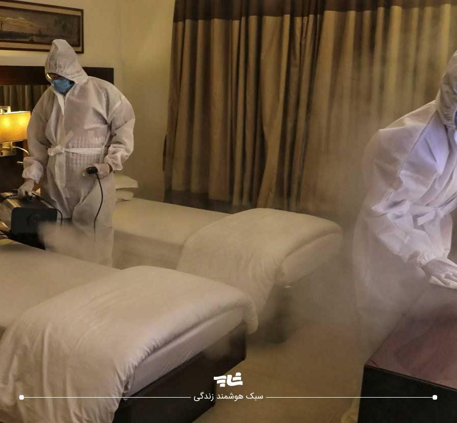 وضعیت هتل ها در نوروز